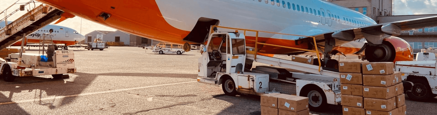 Freight: SkyUp shares the results of a new line of business