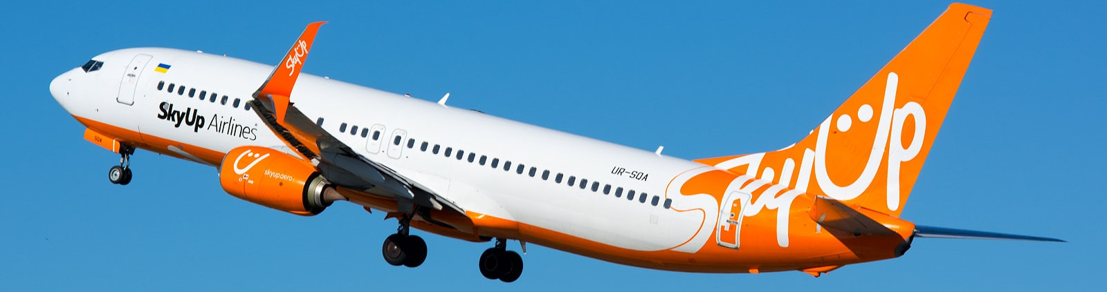 UPDATED. SkyUp Airlines launches special commercial flights to allow Ukrainians from different countries to return home