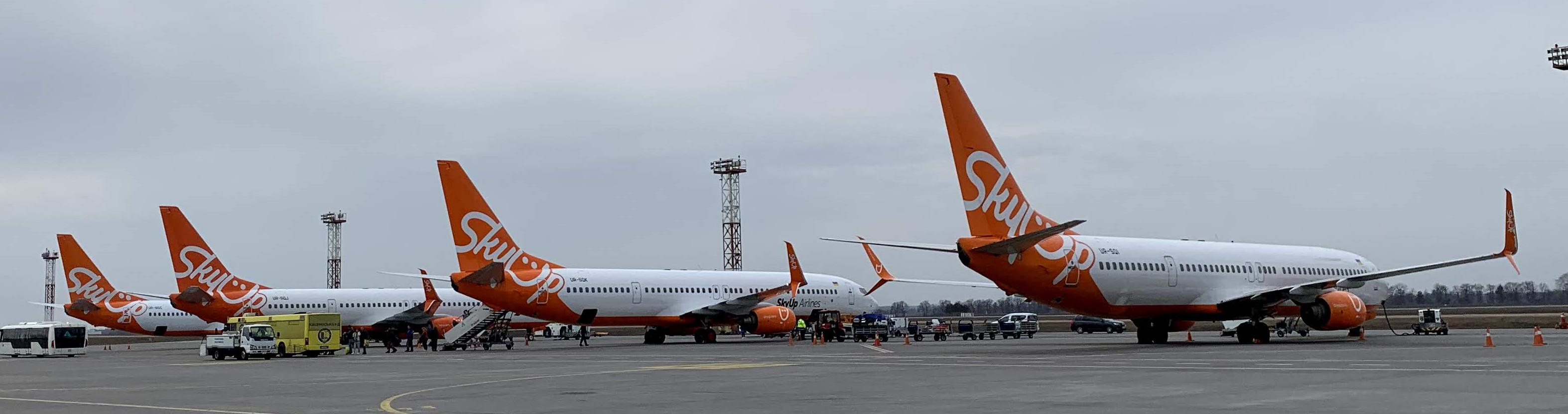 Возвращение SkyUp в небо: как мы планируем летать после снятия ограничений