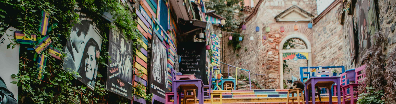 Скажите Стамбулу «да»: четыре дня наслаждений и открытий для полной перезагрузки со SkyUp в апреле