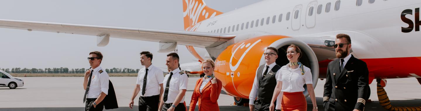 Розпочали рік з оновлень та росту: нові маршрути та правила перевезення багажу SkyUp