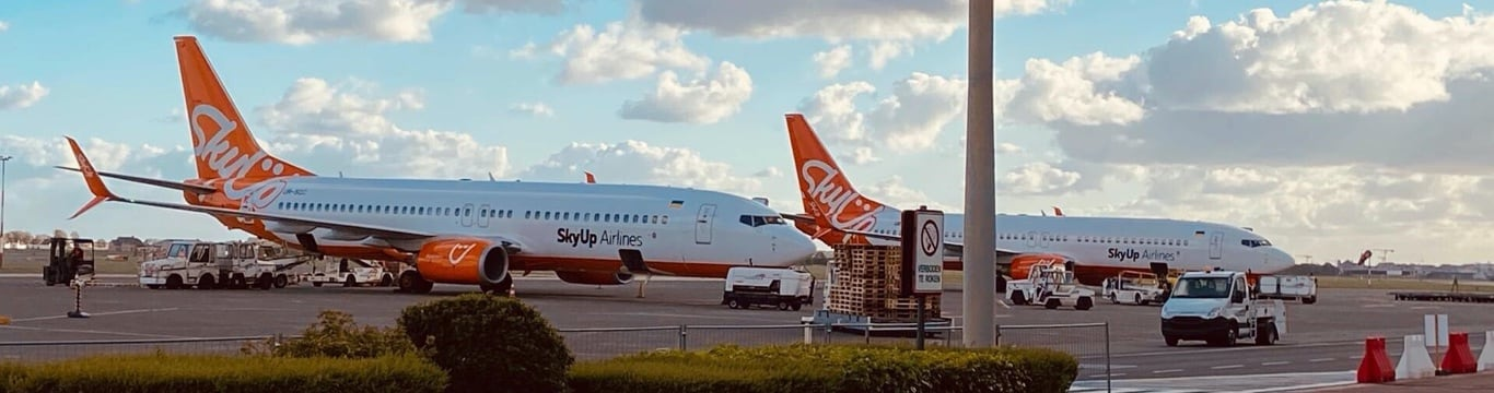 SkyUp отмечает два года в небе