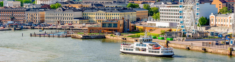 SkyUp виконає ряд рейсів у Фінляндію