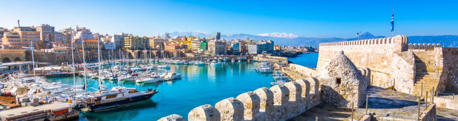 Еще дальше на юг: SkyUp открывает рейсы из Одессы на Крит