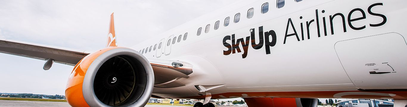 SkyUp begin to operate flights to the new terminal at Zaporizhzhia airport starting from 19 October