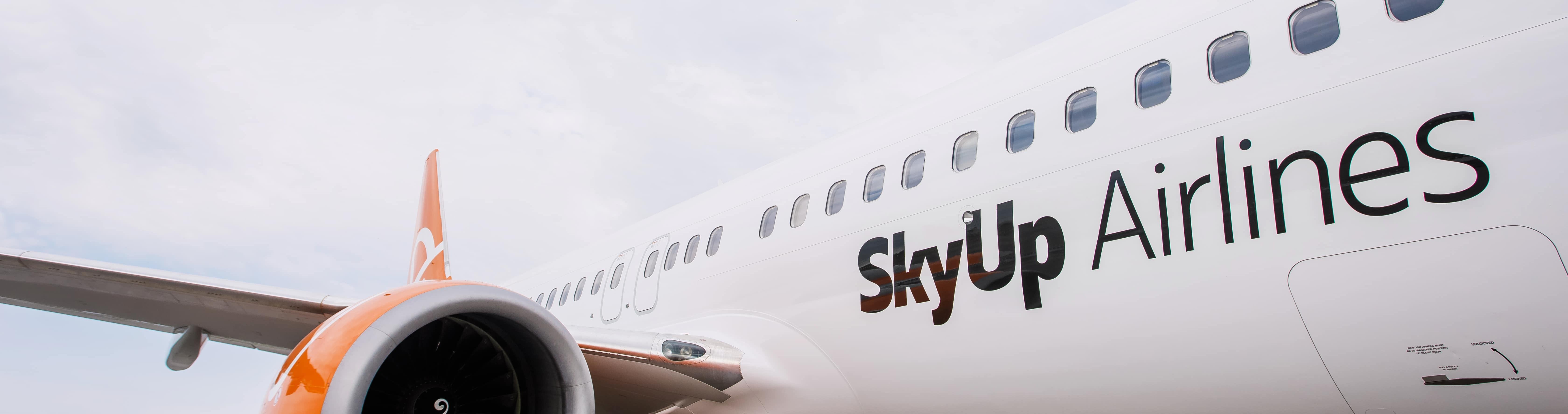 В апреле-мае флот SkyUp Airlines* пополнится тремя самолетами Boеing