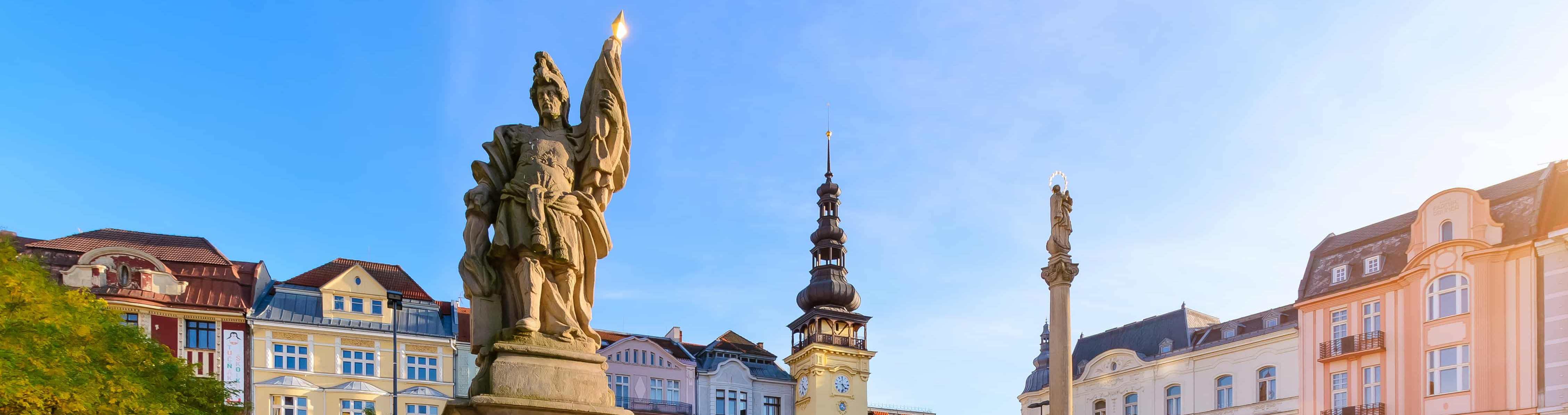New look at Czech Republic: SkyUp announces flights to Ostrava