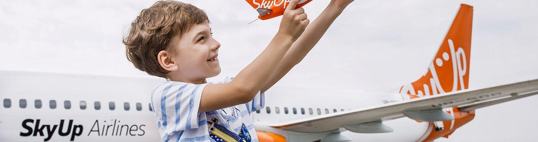 Стартуем! SkyUp Airlines начинает выполнять регулярные рейсы летней программы