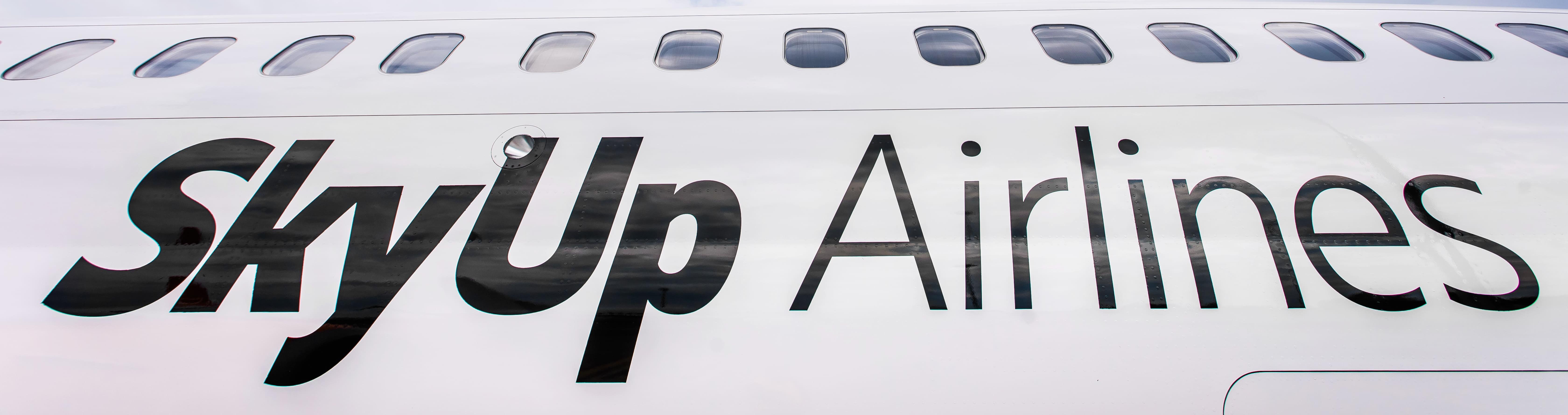 Відповіді на питання пасажирів SkyUp Airlines*