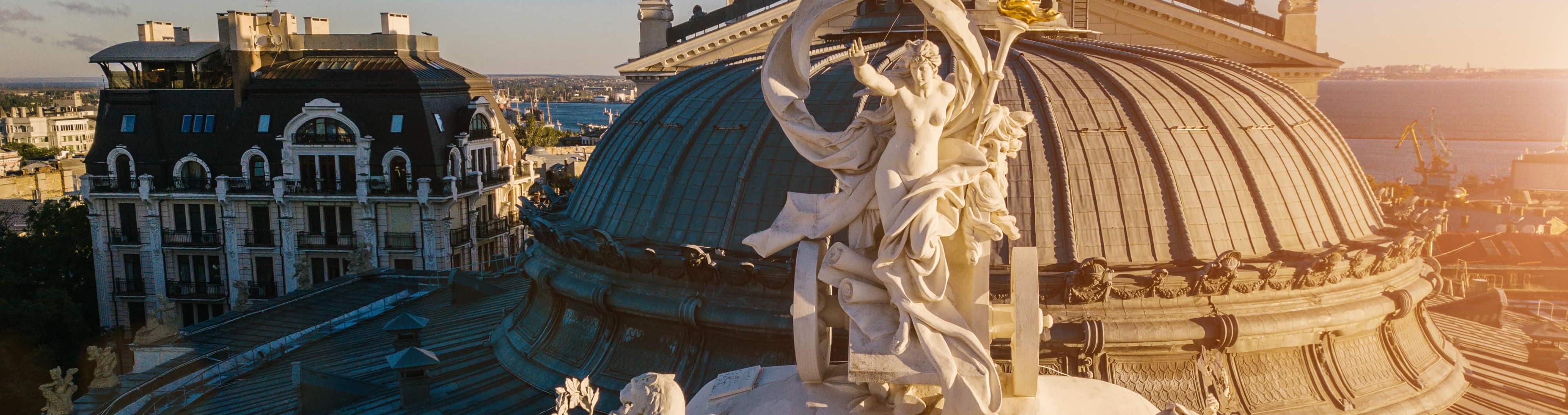 "One hour, and ""Hello, sea"": SkyUp resumes Kyiv — Odesa flights"