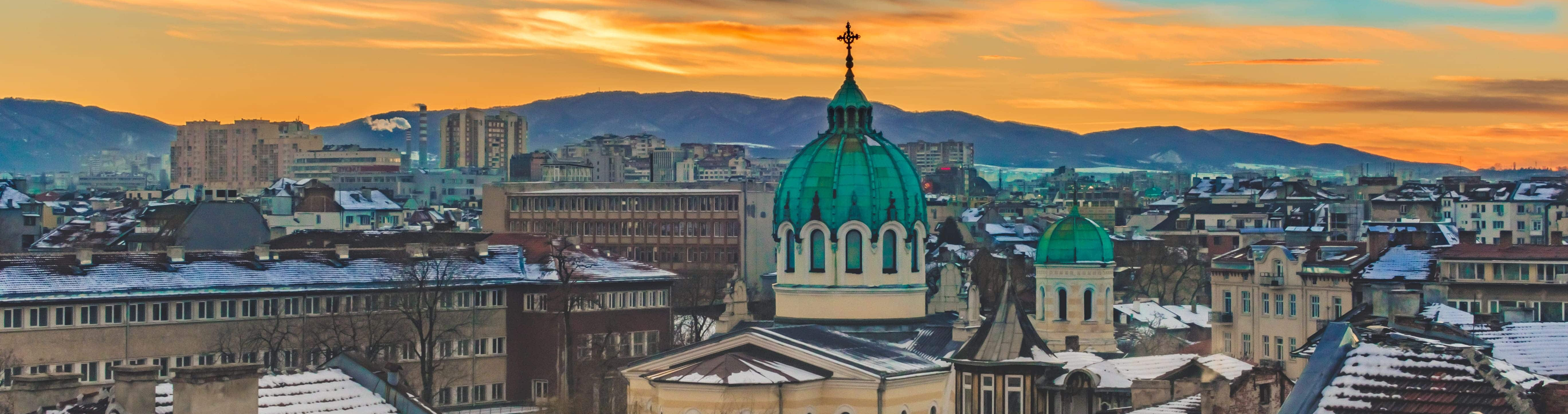 Winter in Bulgaria: SkyUp launches tickets to Sofia