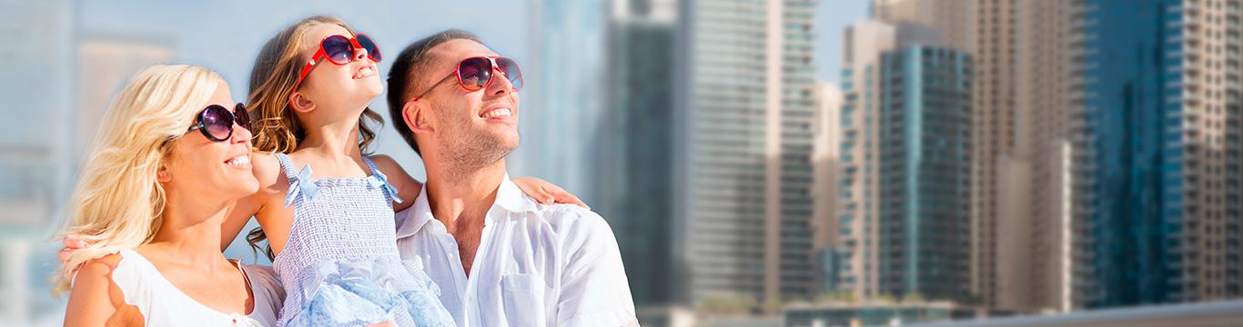 Відпочинок у новому форматі: CityBreak у Дубаї на крилах SkyUp